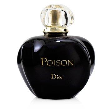 Christian Dior Poison Eau De Toilette Spray  100ml/3.3oz
