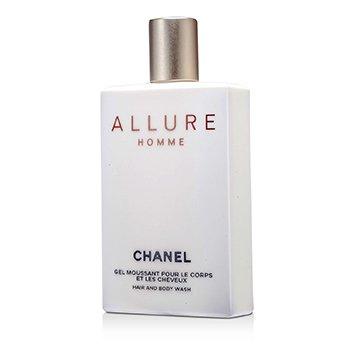 Chanel Allure Hair & Body Wash (Made in USA)  200ml/6.8oz