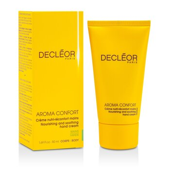 Decleor Aroma Confort Nourishing Comfort Hand Cream  50ml/1.69oz