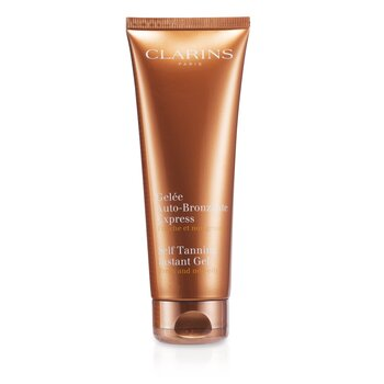 Clarins Self Tanning Instant Gel  125ml/4.2oz