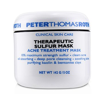 Peter Thomas Roth Therapeutic Sulfur Masque - Acne Treatment  149g/5oz