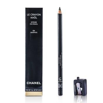 Chanel Le Crayon Khol # 64 Graphite  1.4g/0.05oz