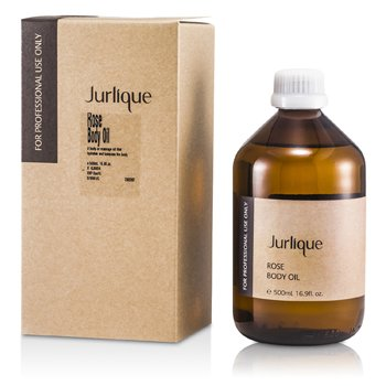 Jurlique Pure Rose Body Oil (Salon Size)  500ml/17oz