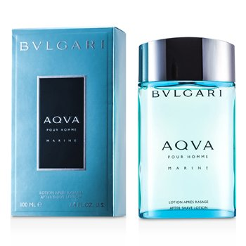 Bvlgari Aqva Pour Homme Marine After Shave Lotion  100ml/3.4oz