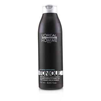 L'Oreal Professionnel Homme Tonique Shampoo  250ml/8.45oz