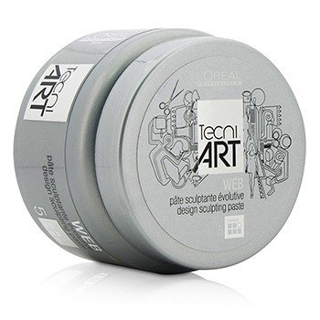 L'Oreal Professionnel Tecni.Art A Head Web - Design Sculpting Paste  150ml/5oz