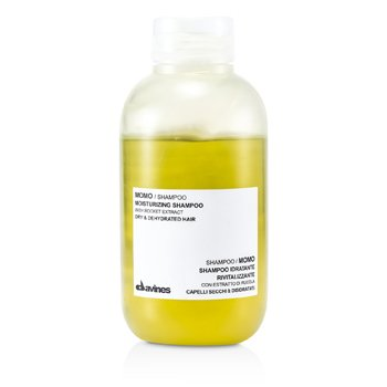Davines Momo Moisturizing Shampoo (For Dry or Dehydrated Hair)  250ml/8.45oz