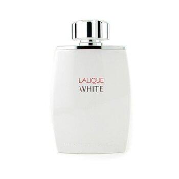 Lalique White Pour Homme Eau De Toilette Spray  125ml/4.2oz