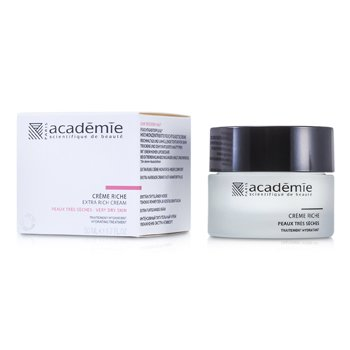 Academie 100% Hydraderm Extra Rich Cream  50ml/1.7oz