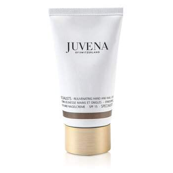 Juvena Specialists Rejuvenating Hand & Nail Cream SPF15  75ml/2.5oz