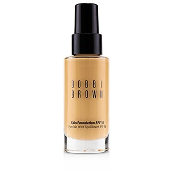 Bobbi Brown Skin Foundation SPF 15 - # 4 Natural  30ml/1oz