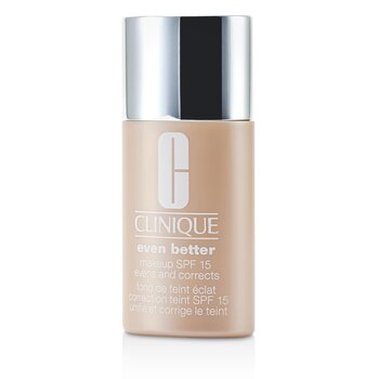 Clinique Even Better Makeup SPF15 (Dry Combination to Combination Oily) - No. 06/ CN58 Honey  30ml/1oz