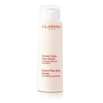 Clarins Renew Plus Body Serum  200ml/6.8oz