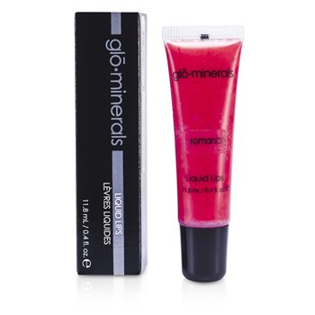 GloMinerals GloLiquid Lips - Romance  11.8ml/0.4oz