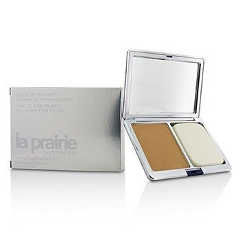 La Prairie Cellular Treatment Foundation Powder Finish - Rose Beige (New Packaging)  14.2g/0.5oz