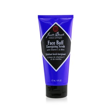 Jack Black Face Buff Energizing Scrub  177ml/6oz