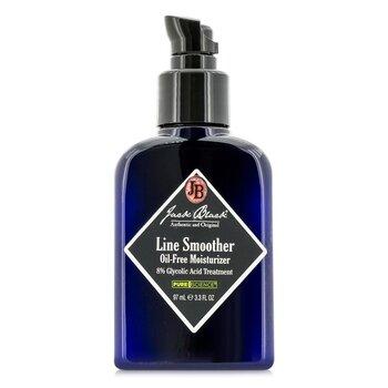 Jack Black Line Smoother Face Moisturizer (8% Glycolic Acid)  97ml/3.3oz