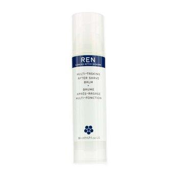 Ren Multi-Tasking After Shave Balm (All Skin Types)  50ml/1.7oz