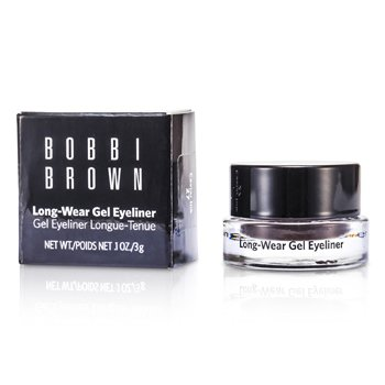 Bobbi Brown Long Wear Gel Eyeliner - # 27 Caviar Ink  3g/0.1oz