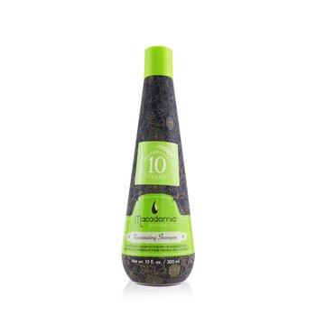 Macadamia Natural Oil Rejuvenating Shampoo (For Dry or Damaged Hair)  300ml/10oz