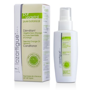 J. F. Lazartigue Essential Orange Oil Leave-In Conditioner (For All Hair Types)  100ml/3.4oz
