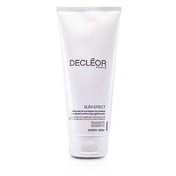 Decleor Slim Effect Localised Contouring Gel Cream (Salon Product)  200ml/6.7oz