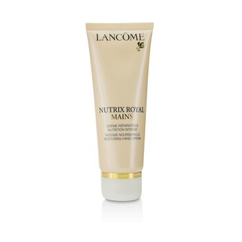 Lancome Nutrix Royal Mains Intense Nourishing & Restoring Hand Cream (Box Slightly Damaged)  100ml/3.4oz