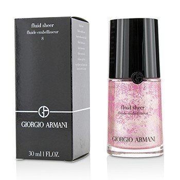 Giorgio Armani Fluid Sheer - # 8 (Sienna)  30ml/1oz