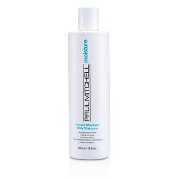 Paul Mitchell Moisture Instant Moisture Daily Shampoo (Hydrates and Revives)  500ml/16.9oz