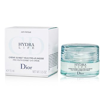 Christian Dior Hydra Life Pro-Youth Sorbet Eye Creme  15ml/0.5oz