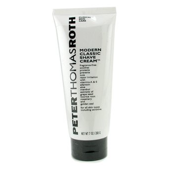 Peter Thomas Roth Modern Classic Shave Cream (Tube)  200g/7oz