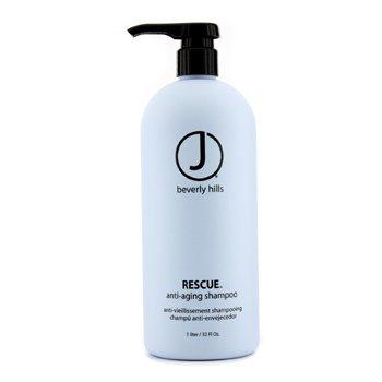 J Beverly Hills Rescue Anti-Aging Shampoo  1000ml/32oz