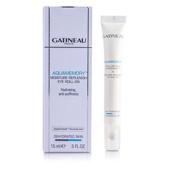 Gatineau Aquamemory Moisture Replenish Eye Roll-On (Dehydrated Skin)  15ml/0.5oz