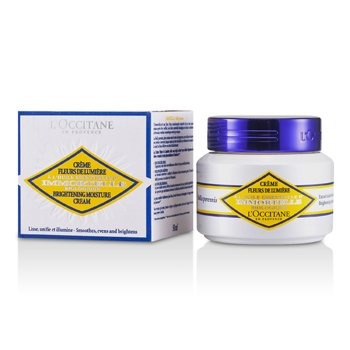 L'Occitane Immortelle Brightening Moisture Cream  50ml/1.7oz