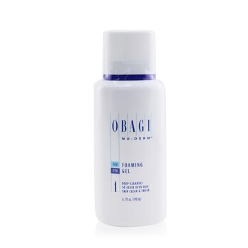 Obagi Nu Derm Foaming Gel  200ml/6.7oz