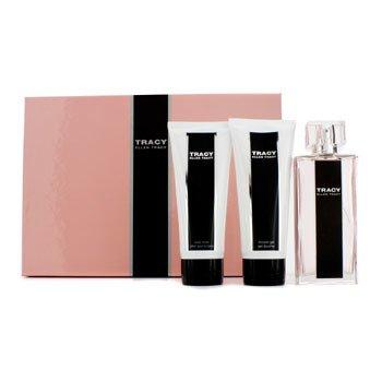 Ellen Tracy Tracy Coffret: Eau De Parfum Spray 75ml/2.5oz + Body Lotion 100ml/3.4oz + Shower Gel 100ml/3.4oz  3pcs
