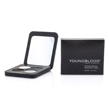 Youngblood Pressed Mineral Eyeshadow Quad - Starlet  4g/0.14oz