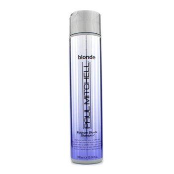 Paul Mitchell Blonde Platinum Blonde Shampoo (Brighten Blonde, Gray or White Hair)  300ml/10.14oz