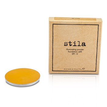 Stila Illuminating Powder Foundation SPF 12 Refill - # 80 Watts  10g/0.35oz