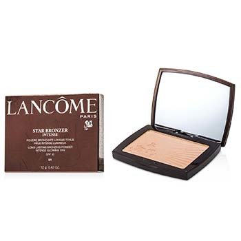 Lancome Star Bronzer Intense Long Lasting Bronzing Powder SPF10 (Intense Glowing Tan) - # 01 Eclat Dore  12g/0.42oz