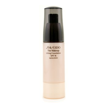 Shiseido The Makeup Lifting Foundation SPF 16 - I60 Natural Deep Ivory  30ml/1.1oz