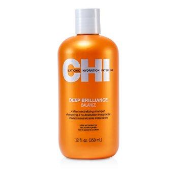 CHI Deep Brilliance Balance Instant Neutralizing Shampoo  350ml/12oz