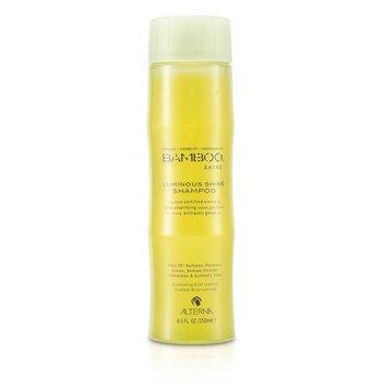 Alterna Bamboo Shine Luminous Shine Shampoo (For Strong, Brilliantly Glossy Hair)  250ml/8.5oz