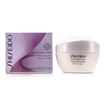 Shiseido Firming Body Cream  200ml/7oz