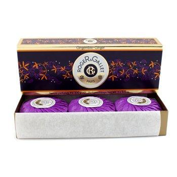 Roger & Gallet Gingembre (Ginger) Perfumed Soap Coffret  3x100g/3.5oz