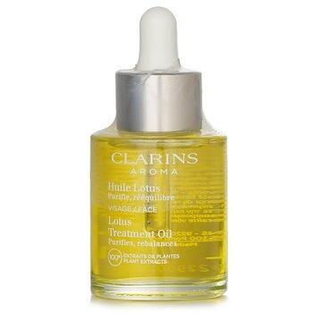 Clarins Face Treatment Oil - Lotus  30ml/1oz