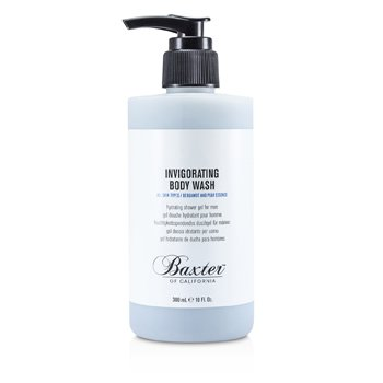 Baxter Of California Invigorating Body Wash - Bergamot and Pear Essence  300ml/10oz