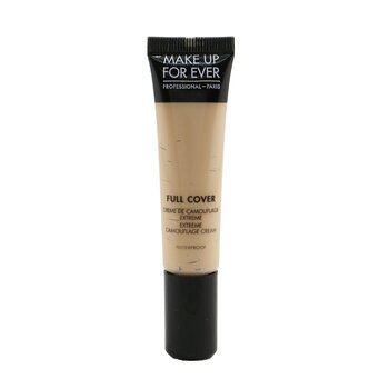 Make Up For Ever Full Cover Extreme Camouflage Cream Waterproof - #1 (Pink Porcelain)  15ml/0.5oz