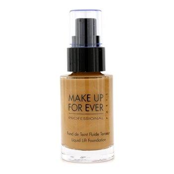 Make Up For Ever Liquid Lift Foundation - #14 (Honey)  30ml/1.01oz