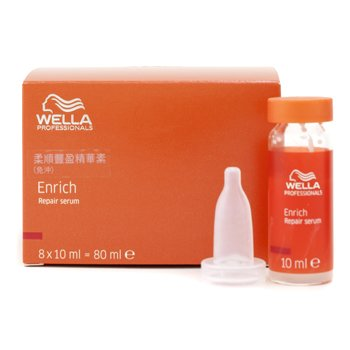 Wella Enrich Repair Serum  8x10ml/0.33oz